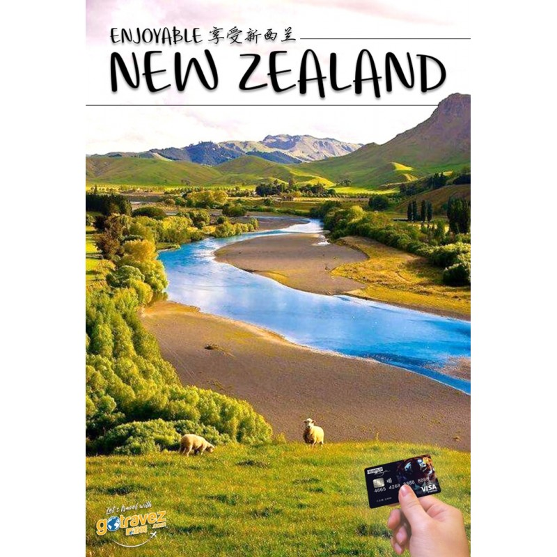 11 Days 10 Nights Enjoyable New Zealand