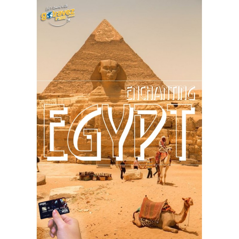 10 Days 7 Nights Enchanting Egypt