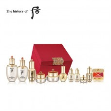 The history of whoo Cheongidan Hwayu Queeen Set + FREE Gift 天氣丹王后礼盒