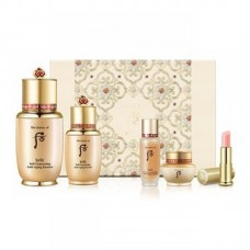 The history of Whoo Bichup Self-Generating Anti-Aging Essence Set + FREE Gift密帖循环自生精华2件礼盒