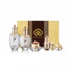 The history of Whoo Cheongidan Hwayu Set + FREE Gift天气丹华炫系列礼盒